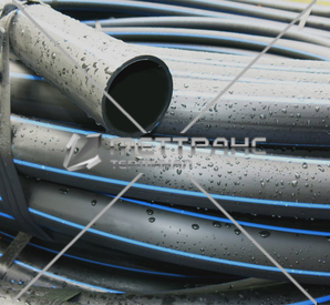 Труба полиэтиленовая ПЭ 50 мм в Челябинске