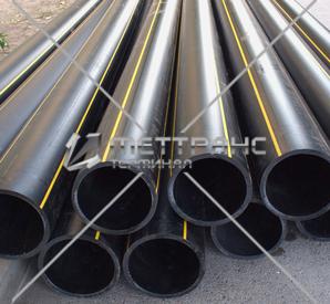 Труба полиэтиленовая ПЭ 110 мм в Челябинске