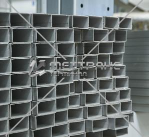Труба стальная прямоугольная в Челябинске