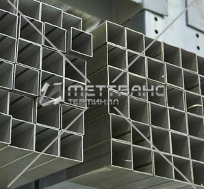Труба профильная 150х150 мм в Челябинске
