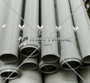 Труба канализационная 50 мм в Челябинске