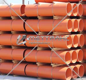 Труба канализационная 250 мм в Челябинске