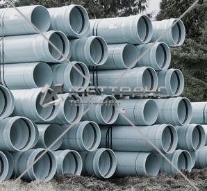 Труба канализационная 300 мм в Челябинске