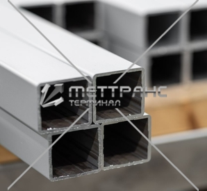 Профиль алюминиевый квадратный в Челябинске