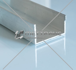 Профиль алюминиевый П-образный в Челябинске