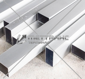 Профиль алюминиевый прямоугольный в Челябинске