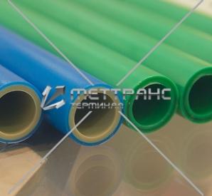 Труба металлопластиковая диаметром 20 мм в Челябинске